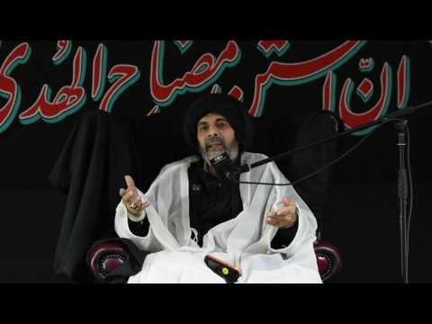 [01] Fatimiyya Majalis 2017 - Sayyid Abbas Ayleya - English
