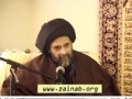 H.I. Abbas Ayleya - Shahdat Imam Ali Naqi (A.S) - 24 May 2012 - English