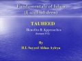 [abbasayleya.org] Usool-ud-deen - TAUHEED 2 - Benefits and Approaches - English