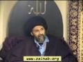 H.I. Abbas Ayleya - Majalis IMAM Jaffar Sadiq (A.S)  - Sep 23 2011 - English
