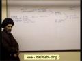 [Fiqh Lesson] Taharat, Wadhu Jabeerah And Ghusl - H.I. Abbas Ayleya - English